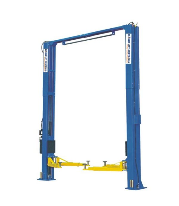 Classic 2 Post Hoist - 5.0 Ton -ClearFloor -5000C