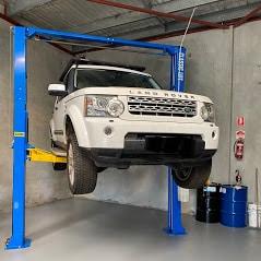 Car Hoist Classic Lift 4000C 4 Tonne 2 post Hoist a 1