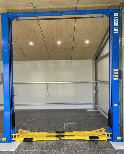 Car Hoist Classic Lift 4000C 4Tonne 2post Hoist