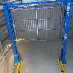 Car Hoist Classic Lift CL 4TSAC 4 Tonne 2 Post 2
