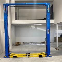 Classic Lift 4000C 4tonne clearfloor 2Post b