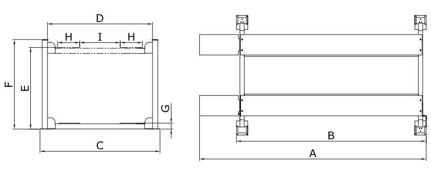 Classic Lift CL3500P Parking Lift 3.5tonne