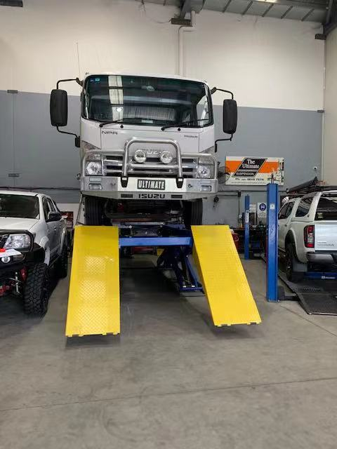 Classic Lift Scissor Lift Alignment 7.3 tonne 2