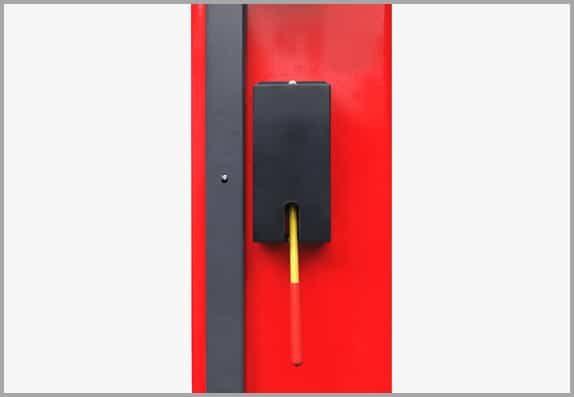 Classic SML 2500 Single post lift 1 2 1