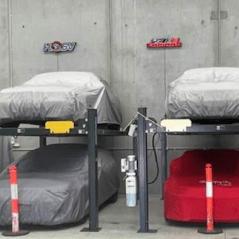 Parking Hoist CL3500P 3.5tonne Classic Lift 1
