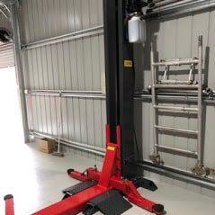 Single Post Lift SL 2500 1