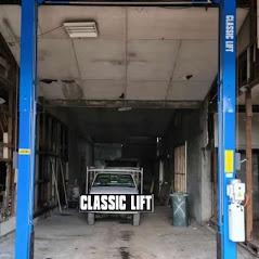 hoist Classic 4000CH Extra High 4 tonne 2 post Lift