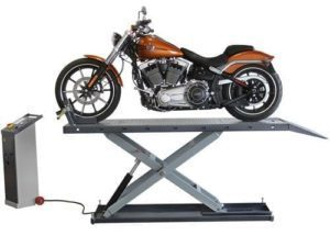 Motorcycle Hoists