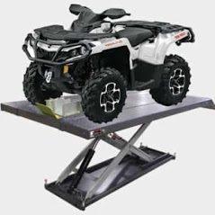 Classic Motorcycle ATV Lift CLATV 1 1