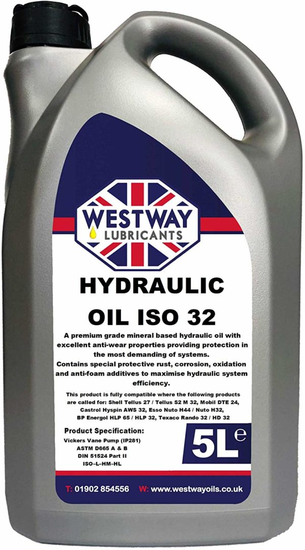 Classic hoists Hydraulic Oil ISO cla32