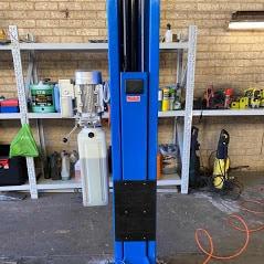 classic lift CL4500 2post hoist 4.5tonne m 1 1
