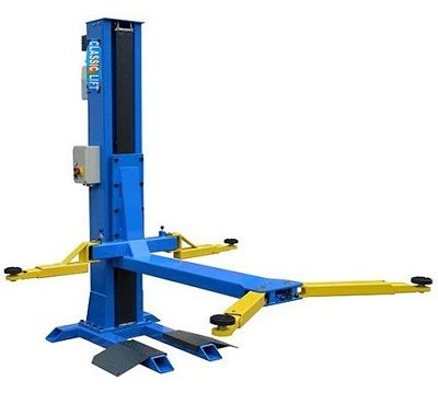 Single Post Lift Hoist Copy