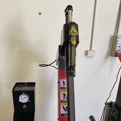 Classic CL878TS Leverless Tyre Changer with Assist Arm