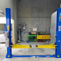 Hoist Classic BP4 L 4tonne Baseplate lifts 1