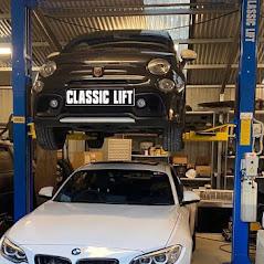 Classic Lift 4000C 4tonne clearfloor 2Post Hoists