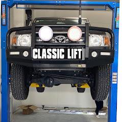 hoist Classic 4000C 4 tonne 2 post hoist